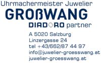 Logo von Uhrmachermeister Juwelier Größwang